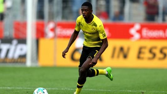 Ousmane Dembele Borussia Dortmund 11072017