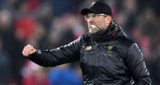 Jurgen Klopp Liverpool Coach