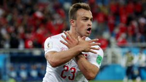 Xherdan Shaqiri World Cup Switzerland 2018