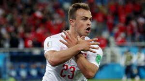 Xherdan Shaqiri World Cup Switzerland 2018