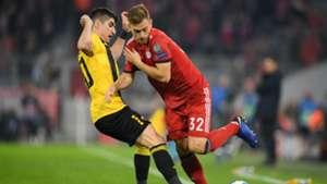 Joshua Kimmich FC Bayern Champions League 07112018