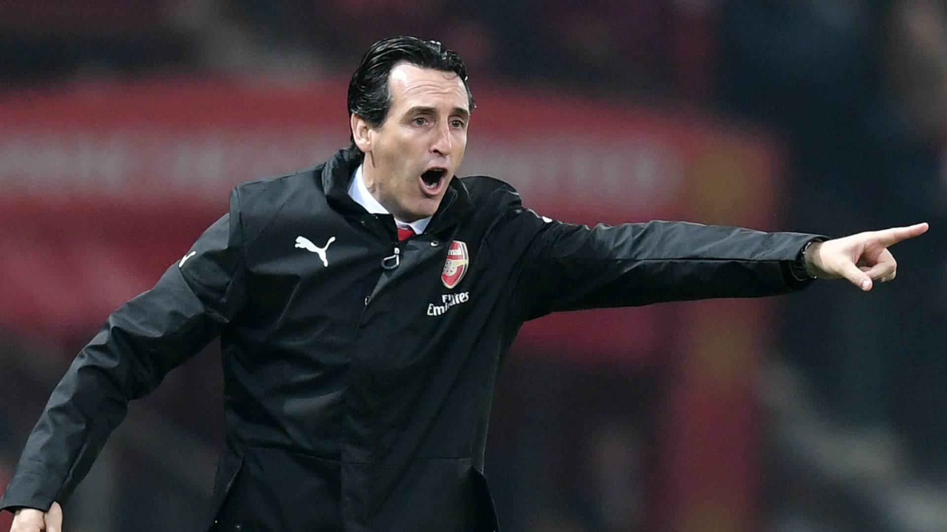 Unai Emery Arsenal 05122018