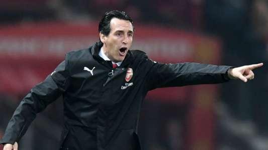 Unai Emery Arsenal 05122018