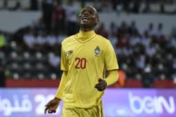Khama Billiat Zimbabwe Afcon 2017