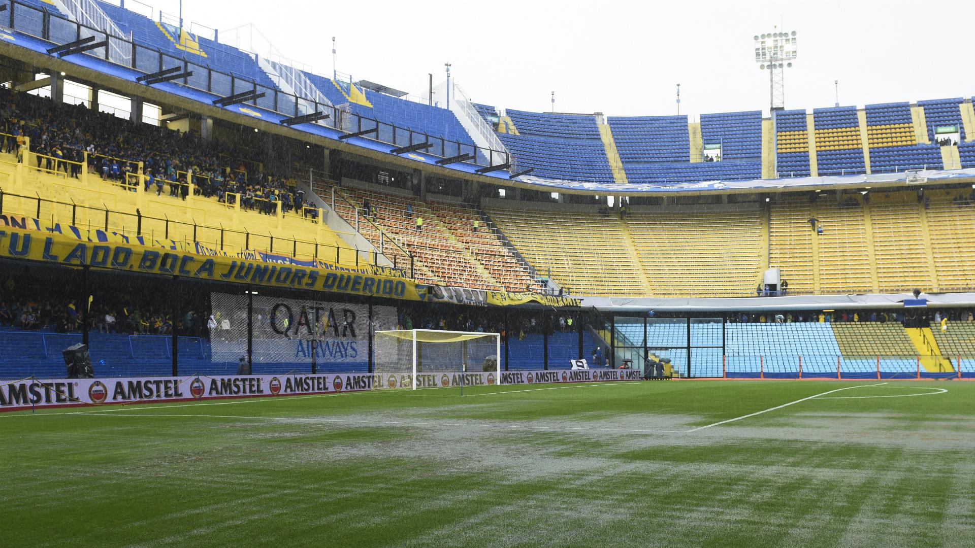 La Bombonera Boca Juniors River Plate Superclasico suspendido Copa Libertadores 10112018