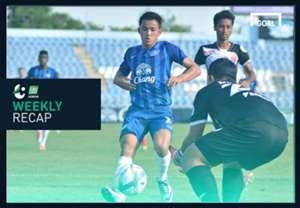 สรุปผลการแข่งขันฟุตบอล ยูโร่ เค้ก ลีก (T4) ประจำวันอาทิตย์ ที่ 27 สิงหาคม 2560