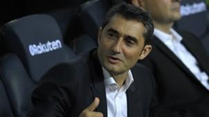 Ernesto Valverde Barcelona Espanyol La Liga