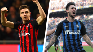 Inter Milan derby Piatek