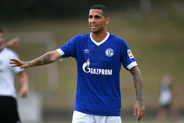 Omar Mascarell Schalke