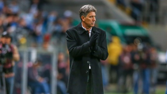 Renato Gaucho Gremio Palmeiras Brasileirao Serie A 06062018