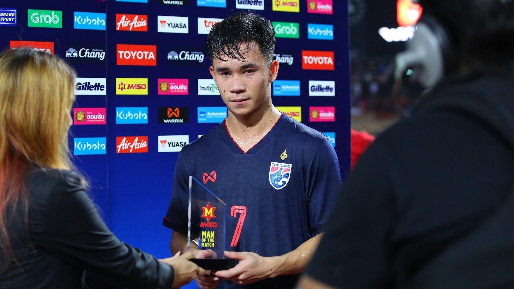 Supachok Sarachat Thailand Football Team