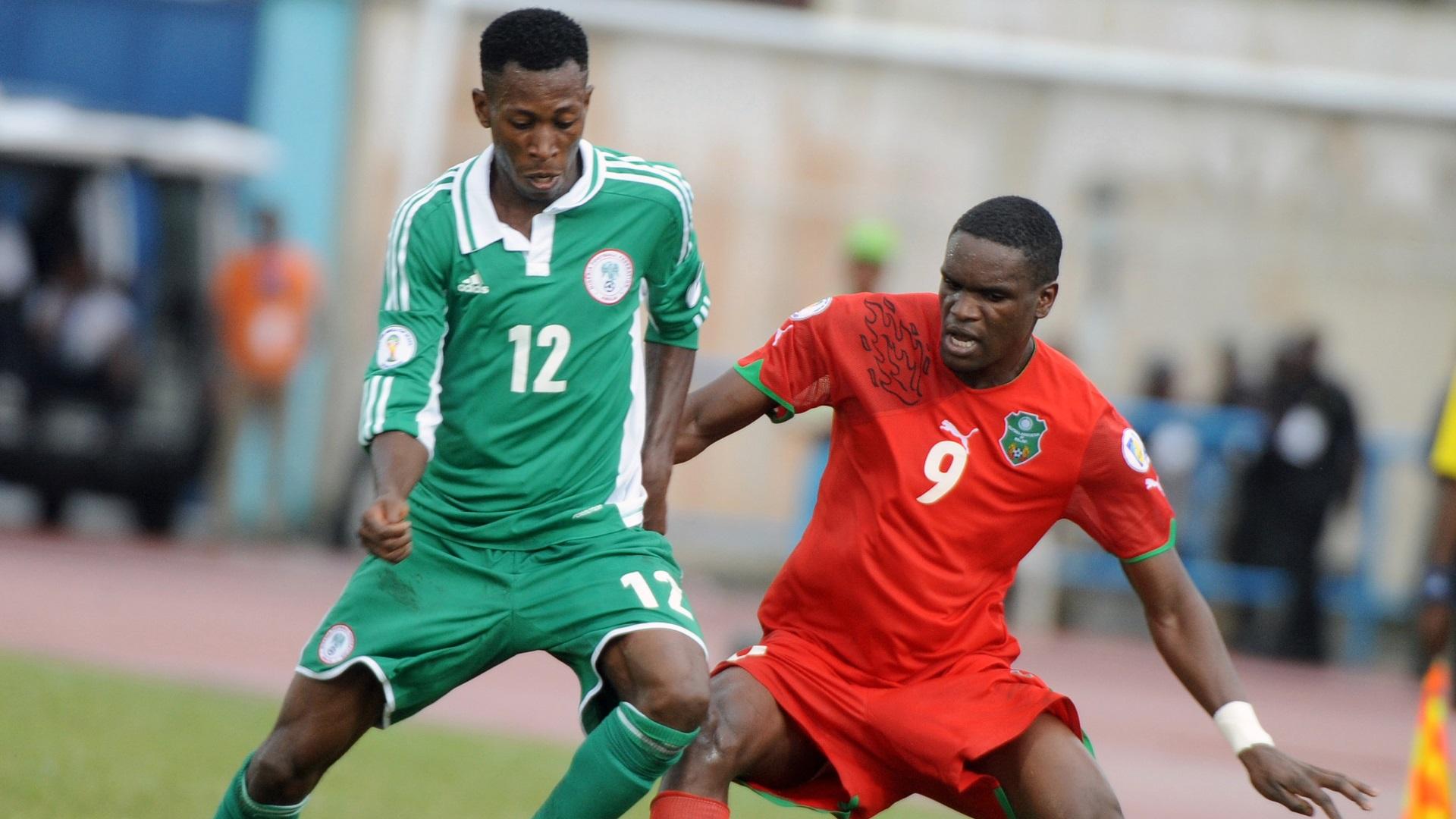 Nnamdi Oduamadi of Nigeria, Malawi's Peter Wadabwa