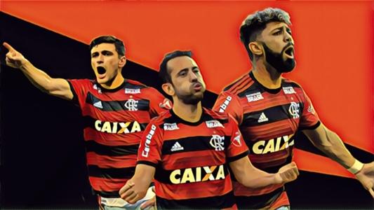 2d71e6d7e5 Flamengo segue a receita do último campeão para sonhar mais alto com  Libertadores