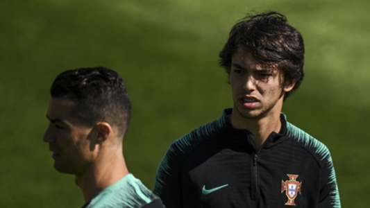 'Cristiano looked like a video game character, it was weird' - Joao Felix on meeting Ronaldo
