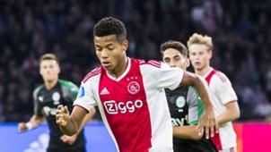 David Neres, Ajax, 09152018