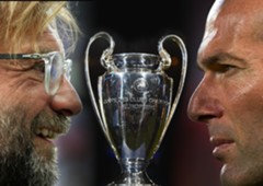 Klopp vs Zidane