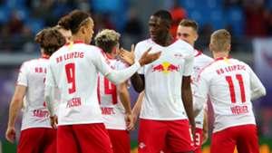 RB Leipzig Youssuf Poulsen 11112018
