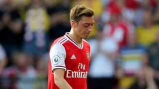 Mesut Ozil Arsenal Watford 2019-20