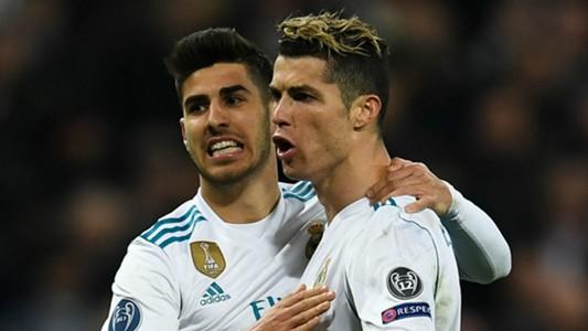 Marco Asensio Cristiano Ronaldo Real Madrid 2018-19