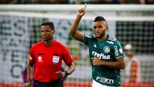 Miguel Borja Palmeiras Alianza Lima 03042018 Copa Libertadores
