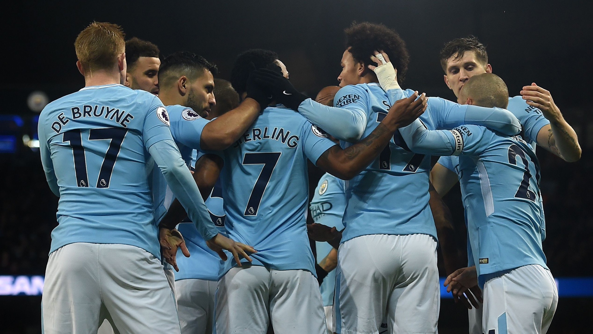 Manchester City Watford 02012018