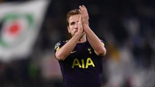 Harry Kane, Juventus vs Tottenham, Champions League, 17/18