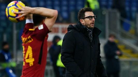 Eusebio Di Francesco Roma Benevento