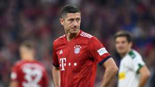 Robert Lewandowski Bayern Munich 06102018