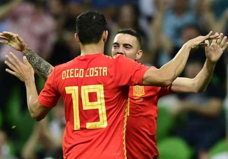 Diego Costa 'solidário' e o raio-x final da Espanha