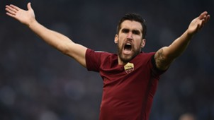 Kevin Strootman Lazio Roma Serie A