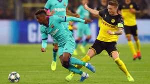 BVB (Borussia Dortmund) vs. FC Barcelona: Highlights, TV, LIVE-STREAM, Aufstellung, LIVE-TICKER und Co.: - alles zur Übertragung der Champions League