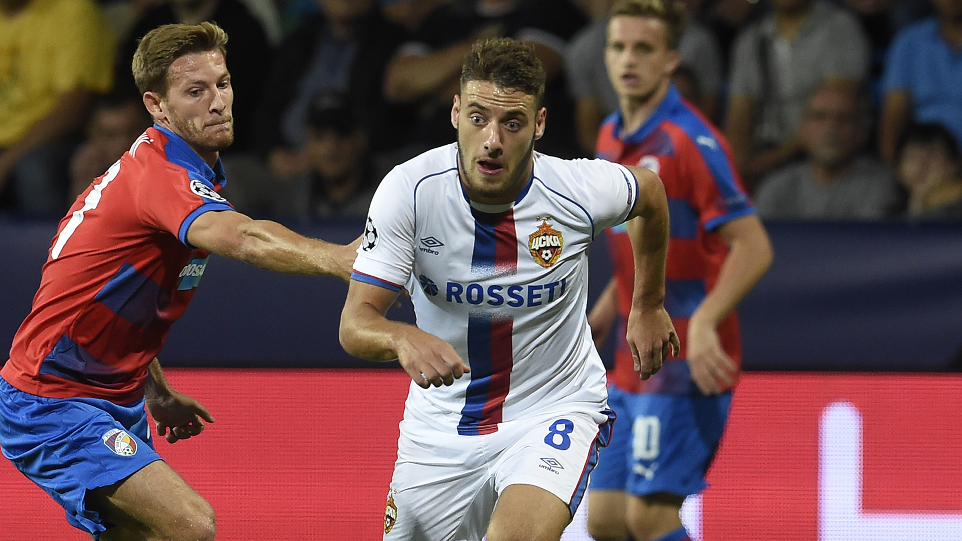 CSKA Moscow Champions League 2018-19