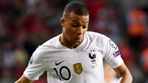 Kylian Mbappe France 2019 HP ONLY
