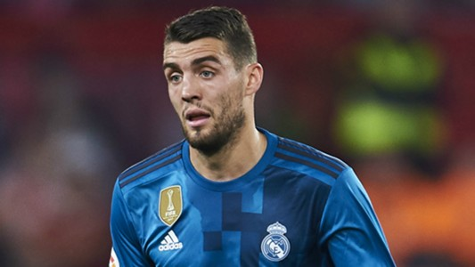 Mateo Kovacic Real Madrid 2017-18