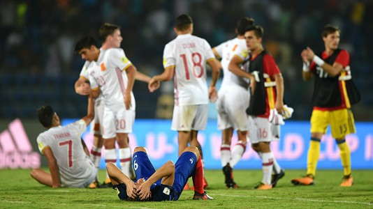 France U17 Spain U17