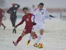 Vietnam - Uzbekistan   AFC U-23 2018