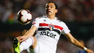 Pablo São Paulo Talleres Copa Libertadores 13022019