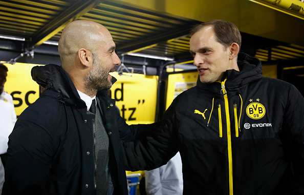 Pep Guardiola & Thomas Tuchel