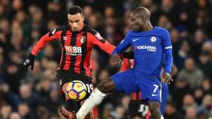 Ngolo Kante Chelsea Bournemouth Premier League