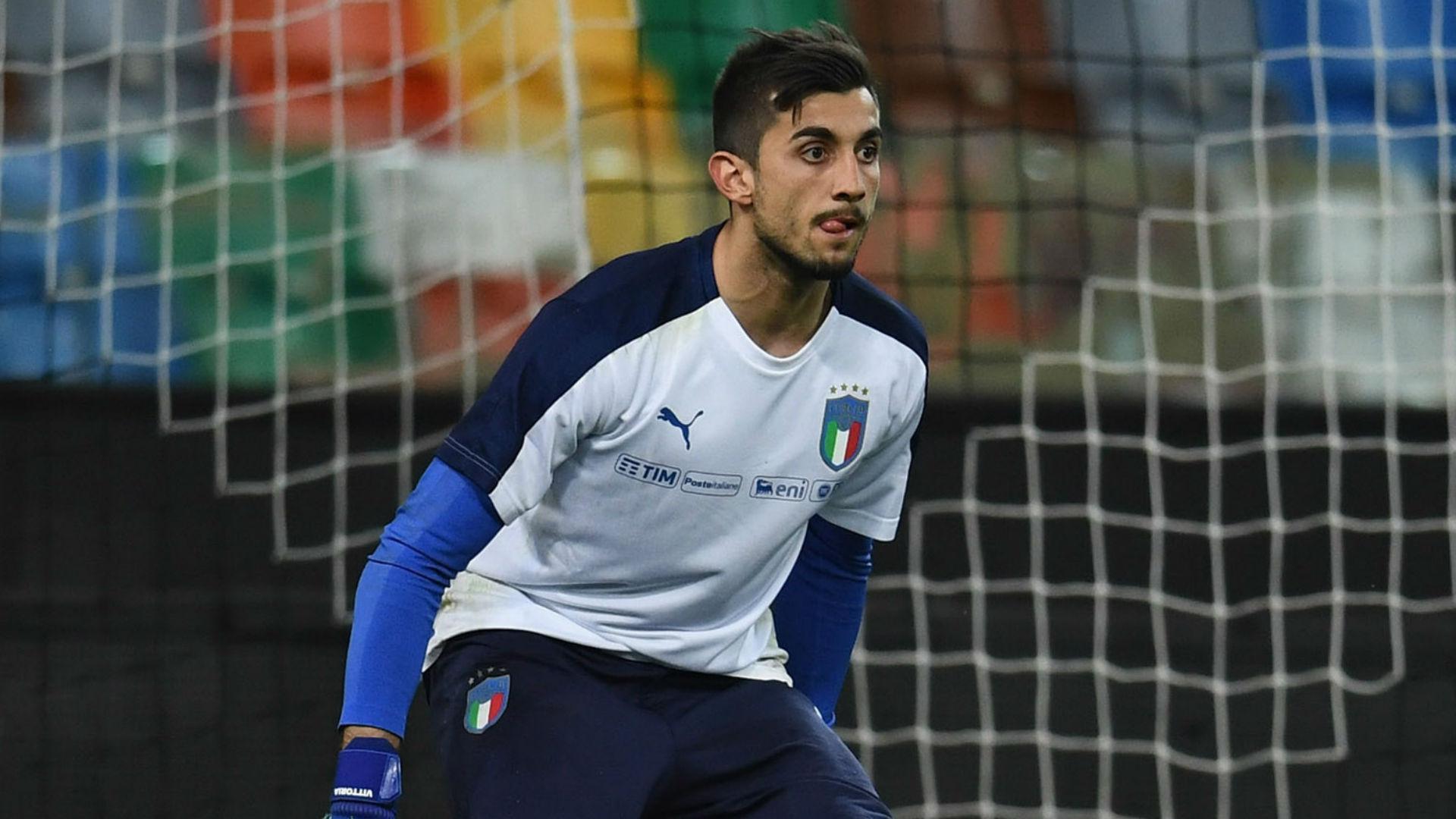 Nazionale_contrattempo Perin si ferma nella rifinitura, può tornare dalla Juventus