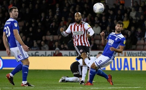 Sheffield United vs Birmingham City 110918