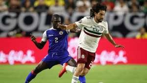 Rodolfo Pizarro Carlens Arcus Mexico Haiti Gold Cup 2019