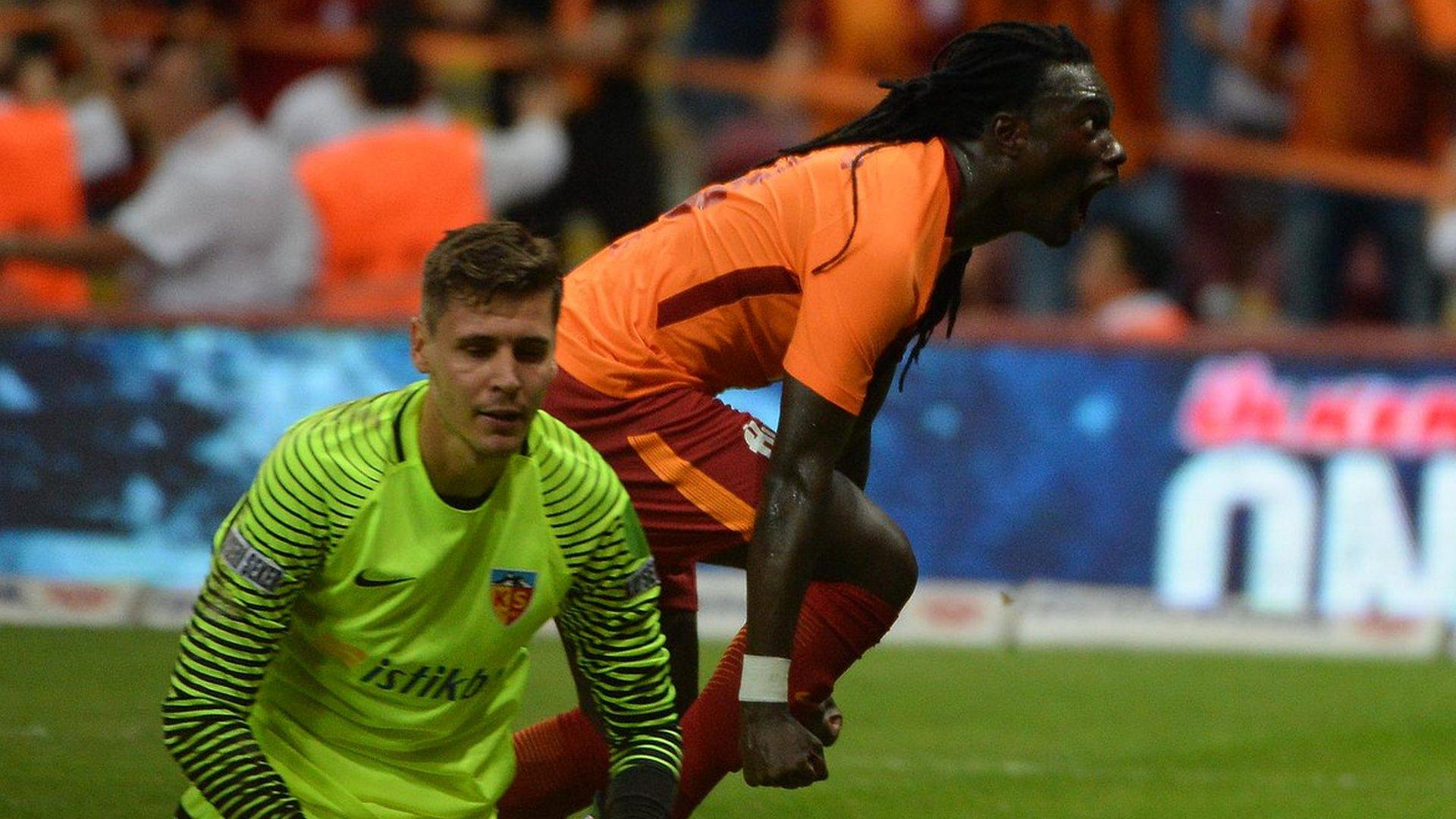 Galatasaray démarre fort avec Gomis et Belhanda — Super Lig