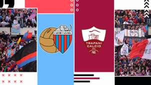 Catania-Trapani tv streaming