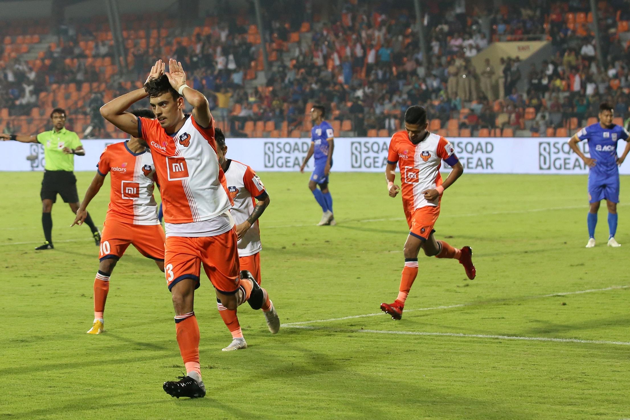 Goa Mumbai ISL