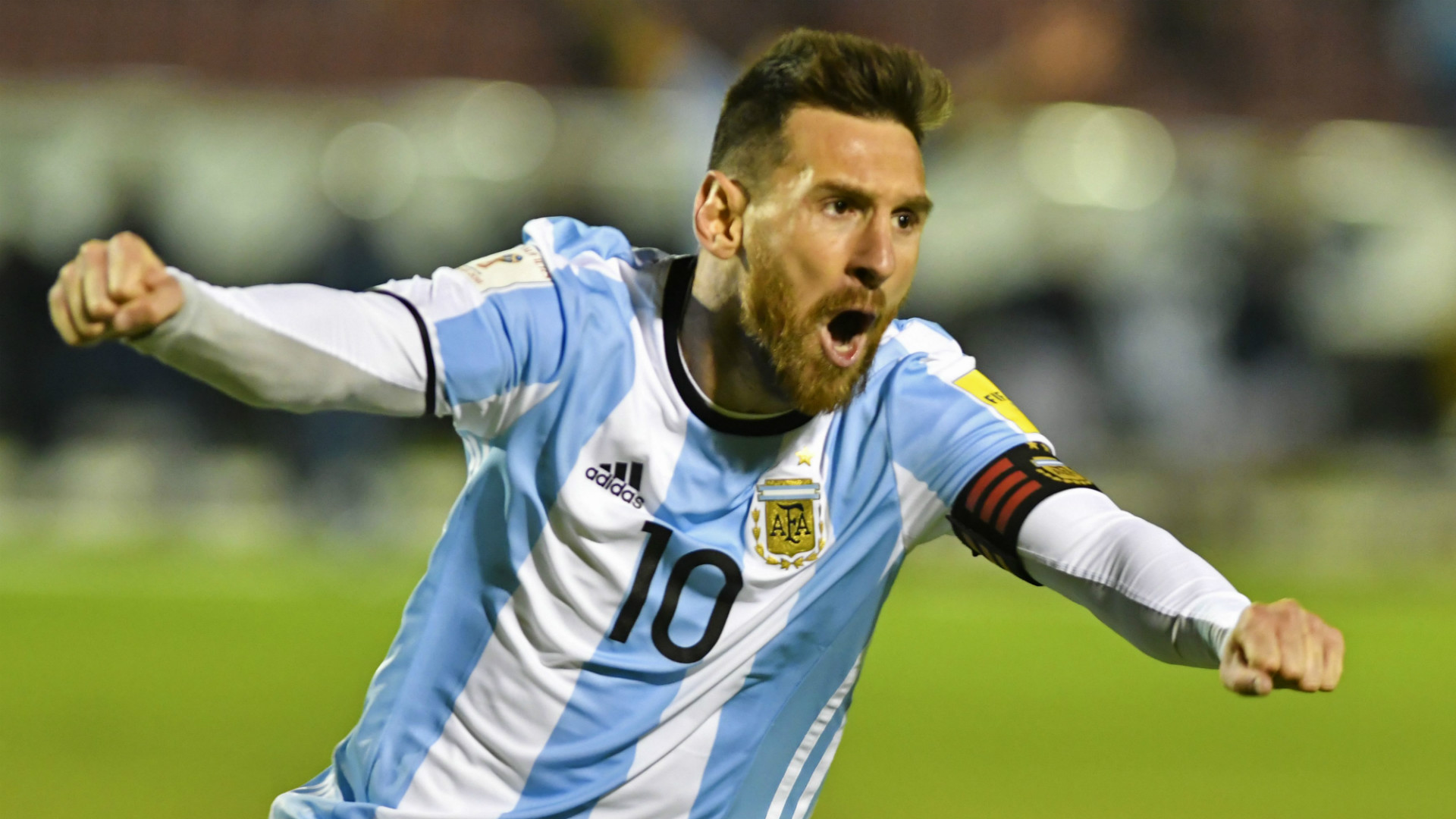 'If you love football, you love to watch Messi' - Wenger delighted Barcelona star will grace World Cup