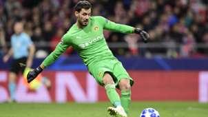 Roman Bürki Borussia Dortmund Champions League Atletico Madrid 061118