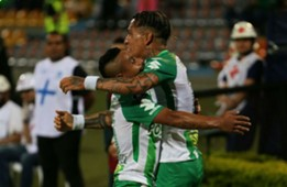 Atlético Nacional gol vs Bolívar Copa Libertadores 2018