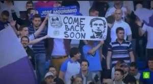 Real Madrid Mourinho Banner