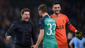 Mauricio Pochettino Manchester City vs Tottenham Champions League 17042019